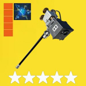 5x Surround Pound Energy 5 Stars PL130 Max Perks